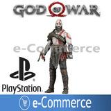 Kratos Figura Accion Dios De La Guerra God Of War 4 Ps4 Ps3