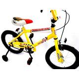 Bicicleta Cross Kelinbike Rodado 14 Varon