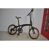 Bicicleta Dobrável Customizada