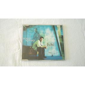 Ricardo Montaner Es Asi Cd Sencillo Warner Music 1997
