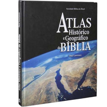 Atlas Histórico E Geográfico Completo Grande 23x30 Cm