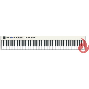 Amw Pro88 Teclado Controlador Midi 88 Teclas Keystation Q88