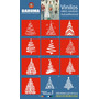 Vinilos Para Navidad! Arboles Para Pared Y Vidrieras Locales