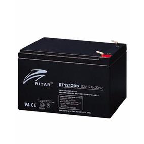 Bateria Para Silla De Ruedas Electrica 12volts 12ah