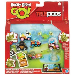 Figuras De Acción Angry Birds Go! Mega Pack
