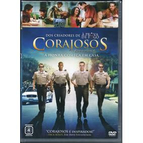 Dvd Corajosos (edição_gospel)