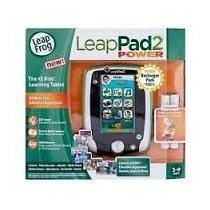 Tableta Leappad 2 Power Pilas Recargables Leap Frog