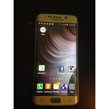 Samsung Galaxy 6 Edge 32 Gb Con Cargador Wireless