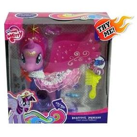 Pony Unicornio Con Alas - Accesorios, Luces Y Sonido
