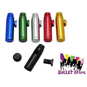 Bullet Dosador Alumínio Compra 9 Frete Pac Grátis
