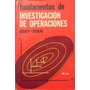 Libro, Fundamentos Investigación Operaciones Ackoff- Sasieni