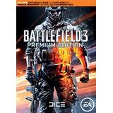 Battlefield 3 Premium Edition Pc Original Código De Descarga