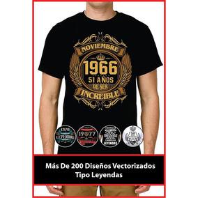 200 Plantillas Vector Vinilo Tipo Leyendas + Regalo