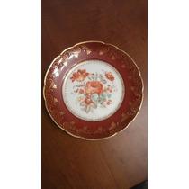 Prato De Porcelana Real Antigo