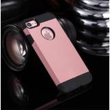 Capa Anti Impacto Gold Rose Iphone 7 Ou Plus Frete Gratis