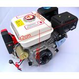 Motor Estacionario 7hp Partida Eletrica Embreagem Kart Buggy