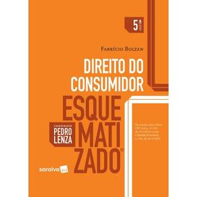 Direito Do Consumidor Esquematizado - 5ª Ed. 2017