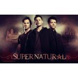 Serie Sobrenatural Todas As Temporadas Com Frete Grátis