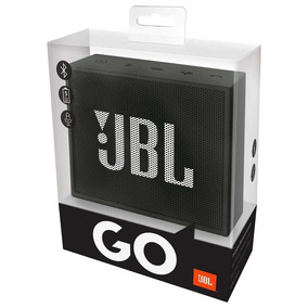 Jbl Go Bluetooth- Original Com Nf