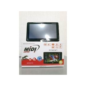Gps Midi Md-4349gps 4.3 Tv
