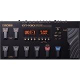 Pedalera Multiefecto Para Guitarra Boss Gt100 Version 2