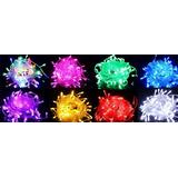 Luces Navidad Arrocito Multicolor, Blanca 160b Mayor Y Detal