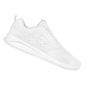 Tenis Mujer Marca Dc Mod Adjs70 Blanco