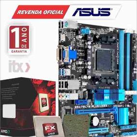 Kit Fx-8320e Octa Core + Asus Am3 M5a78l-m Plus/usb3