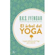 El Arbol Del Yoga - Iyengar - Kairos - Libro - Envio Rapido