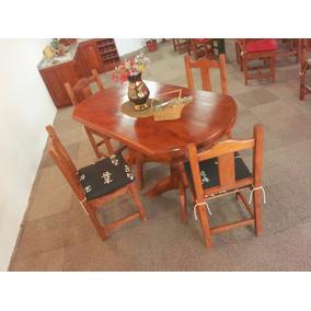 Mesas de algarrobo mesas de cocina en mercado libre for Mesa algarrobo usada