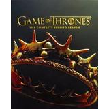 Blu Ray Original Game Of Trones La Segunda Temp Completa