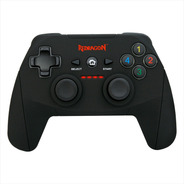 Control Gamepad Inalámbrico, Redragon Harrow G808, Pc / Ps3