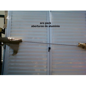 Postigon De Aluminio De 150 X 1.50