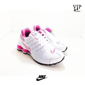 Championes Nike Shox Nz Feminino Originales