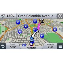 Actualizacion Gps Garmin Mapas Radares Argentina Brasil Usa