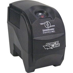 Estabilizador Eternity 300va Bivolt Automático - Force Line