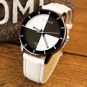 Relógio Feminino Yazole Quartzo Importado Marca De Luxo