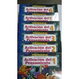 Activacion Del Pensamiento (paquete 1-6 Grado)