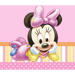 Kit Imprimible Para Tu Fiesta De Minnie Mouse Bebe