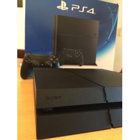Playstation 4 1tb Black +joystick Ps4 Dualshock
