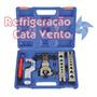 Kit Flangeador Excêntrico 1/4a3/4 Cortador E Rebarbador