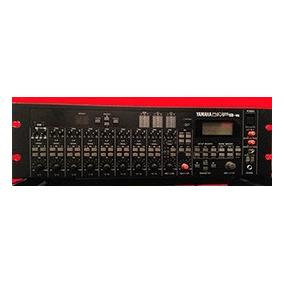 Mixer Yamaha Dmp 9-16 Canais Digital Vertical (rack)