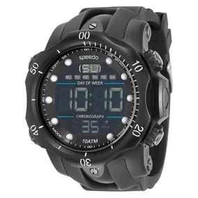 Relógio Masculino Speedo 81078g0egnp2 Revenda Autorizada Nfe