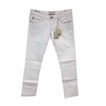 Rockford Jeans Elastano Blanco Tallas 42 Con Etiquetas