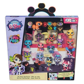 Littlest Pet Shop Colección De Fiesta Hasbro B3808