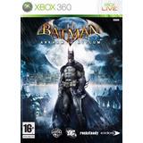 Batman Arkham Asylum Xbox 360 Físico Original Sellado