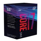 Procesador Intel Core I7 8700k 6 Cores, 8va Generacion