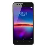 Celular Claro Huawei Y3ii Negro Con 10000
