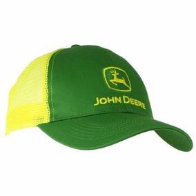 Gorro John Deere Clásico Combinado Rejilla