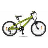 Bicicleta Juvenil Aurora 20asx Aluminio Shimano